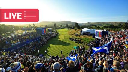 Solheim Cup 2019 LIVE: Europa startet weiter mit knapper Führung in den Nachmittag