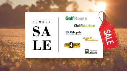 Summer Sale der Golfshops - die besten Angebote