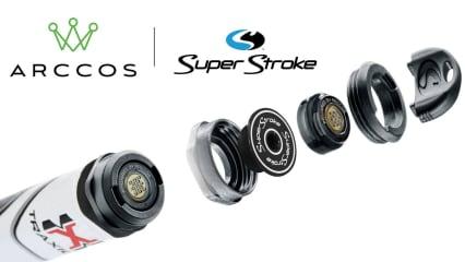 Arccos gibt Kooperation mit SuperStroke bekannt