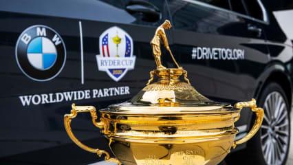 Heute in genau einem Jahr, am 25. September 2020, wird das erste Ryder-Cup-Match 2020 in Whistling Straits ausgetragen. (Foto: BMW)