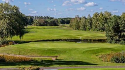 Der Golfkalender 2020 mit dem Golfresort Semlin am See. (Bildquelle: Katja Hofmann)