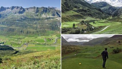 Golfreise Andermatt - Moderne und Tradition geben sich die Hand