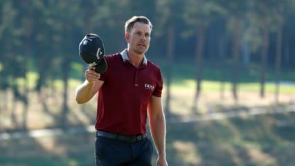 Henrik Stenson eröffnet am vergangenen Wochenende seinen ersten, selbst entworfenen Golfplatz namens