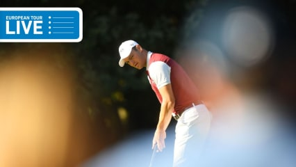 European Tour LIVE: Rory McIlroy startet stark ins Finale