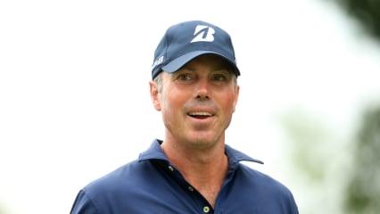 Der Fanliebling Matt Kuchar im Interview mit Golf Post. (Foto: Getty)