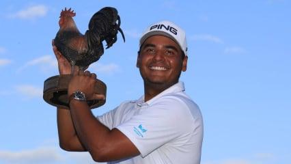 Sebastian Munoz gewinnt sein erstes Turnier auf der PGA Tour