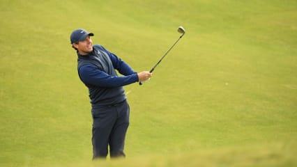 Auf der European Tour reicht es für Rory McIlroy nicht für eine Platzierung in der Spitzengruppe. (Foto: Getty)