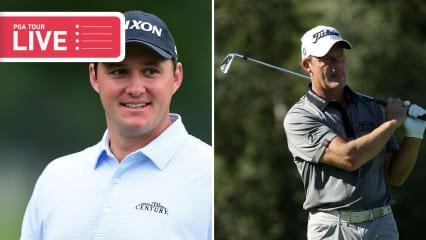 PGA Tour LIVE: Sepp Straka und Alex Cejka starten ins Turnier