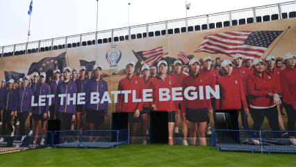Solheim Cup 2019: Die Tee Times für das große Finale am Sonntag