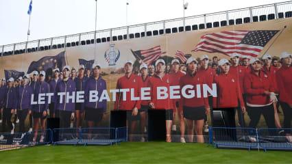 Beim Solheim Cup 2019 trifft das amerikanische Team auf Team Europa. (Foto: Getty)
