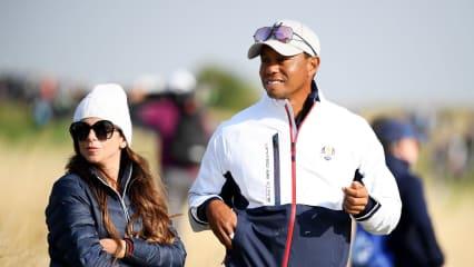 Nach dem Tod eines Angestellten im Dezember sind Tiger Woods und seine Freundin Erica Herman nun von der Klage ausgeschlossen.
