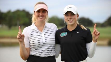 LPGA Tour: Olivia Cowan gewinnt die zweite Stufe der Q-School
