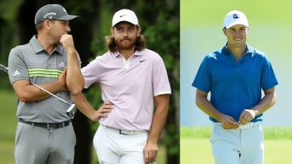 PGA Tour Tee Times: Garcia, Fleetwood und Spieth in einem Flight