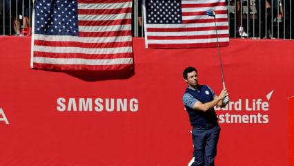 Wilde Vermutung: Will Rory McIlroy beim Ryder Cup 2020 für die USA spielen? (Foto: Getty)