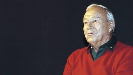 Der König bekommt was ihm gebührt: Arnold-Palmer-Briefmarke angekündigt