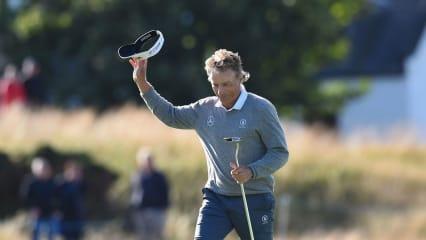 Für den Weltklasse-Golfer Bernhard Langer ist noch längst nicht Schluss. (Foto: getty)