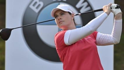 Caro Masson hat sich auf der LPGA Tour einen Platz unter den besten 30 gesichert. (Foto: Getty)