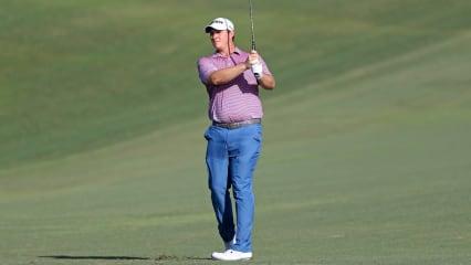 Spielte sich mit einer tollen Runde zum Auftakt der Houston Open auf der PGA Tour in die Top 3: Sepp Straka. (Foto: Getty)