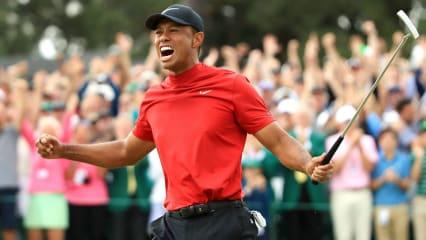 Das erste eigene Buch: Nun erzählt Tiger Woods seine Geschichte