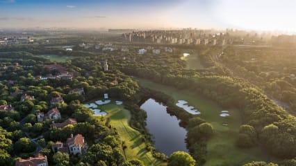 Für die Golfstars geht es an diesem Wochenende nach Shanghai zur HSBC Champions der World Golf Championship. (Foto: YouTube / AACGolf)
