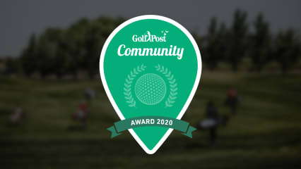 Golf Post Community Award 2020