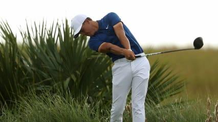 Cameron Champ spielte 2019 die längsten Drives auf der PGA Tour. (Foto: Getty)