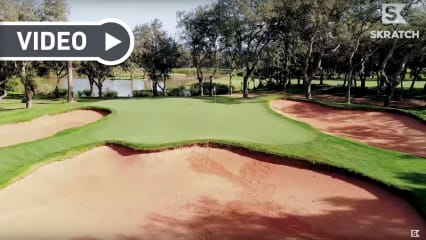 Adventures in Golf zu Gast in der marrokanischen Hauptstadt Rabat. (Bildquelle: Screenshot/ YouTube)