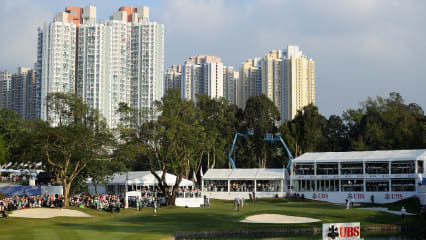 Die Hong Kong Open der European Tour wird abgesagt. (Foto: Getty)