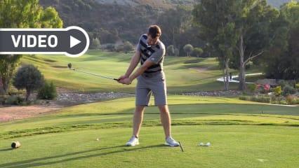 Golftraining mit Birdietrain: Auf das Takeaway kommt es an