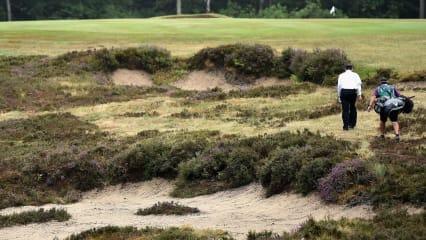 Der Sunningdale Golf Club in Berkshire sorgt für Kuriosum. (Bildquelle: Getty)