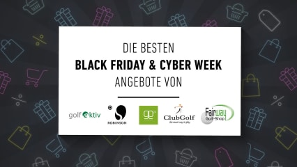 Black Friday Golf Angebote bei Golf Post sichern