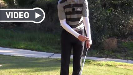 Golftraining mit Birdietrain: Der Schlüssel zu konstantem Ball-Boden-Kontakt