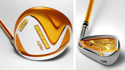 Honma Beres - purer Luxus im Golfbag