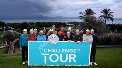 Das Finale der Challenge Tour 2019 fand im Golf Club Alcanada auf Mallorca statt. (Foto: Getty)
