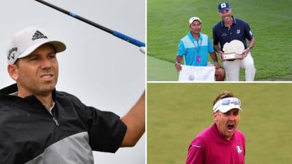 Die größten Aufreger des Golfjahres 2019. (Foto: Getty)