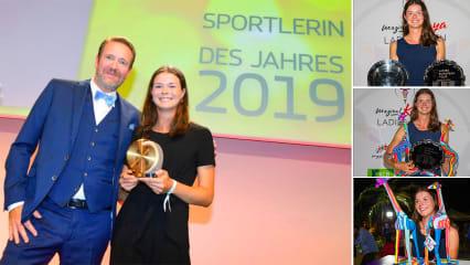 Esther Henseleit zur Sportlerin des Jahres in Hamburg gekürt