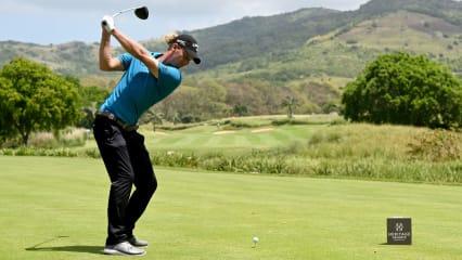 Marcel Siem geht als 35. in das Finale bei der Mauritius Open 2019. (Foto: Getty)
