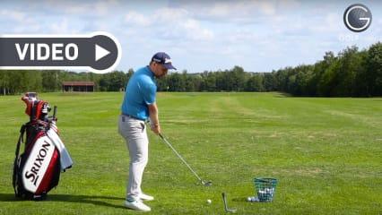 Golf in Leicht: So vermeiden Sie den Push
