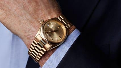 Jack Nicklaus' berühmte Rolex für 1,22 Millionen Dollar versteigert