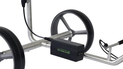 PG-PowerGolf bringt innovative Booster-Akkus auf dem Markt. (Bildquelle: PG-PowerGolf)