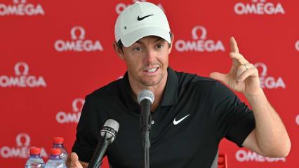 Rory McIlroy hat in seiner Karriere noch einiges vor - und hat laut eigener Aussage in der letzten Saison phasenweise das beste Golf seiner Karriere gespielt. (Foto: Getty)