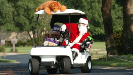 Weihnachtsgeschenke für Golfer (Foto: Getty)