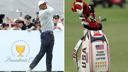 WITB 2019: Tiger Woods dominiert beim Presidents Cup