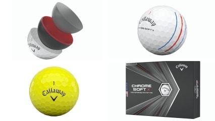 Der Callaway Chrome Soft X Golfball. (Foto: Callaway)