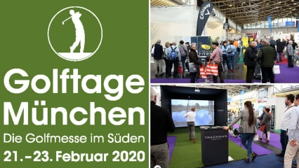 Die Golftage München 2020 vom 21. bis 23. Februar. (Fotos: Frank Fröhlinger)