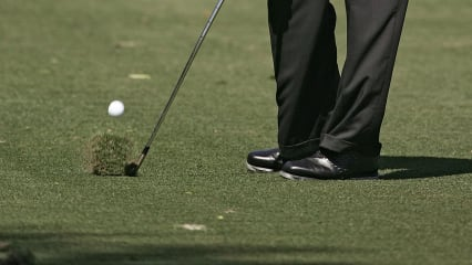 Golf-Mythos Nr. 2: Unter den Ball kommen, damit er fliegt