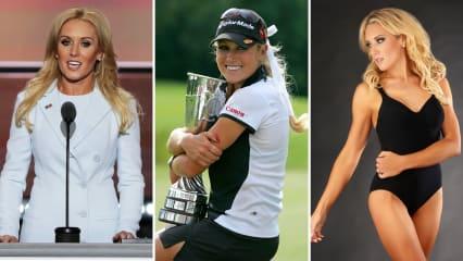 Natalie Gulbis beendet ihre LPGA Tour Karriere. (Foto: Getty und Twitter.com/@nataliegulbis)