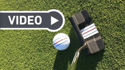 Odyssey Putter im Video - Triple Track und Stroke Lab Black