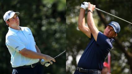 Die Tee Times des The American Express 2020 der PGA Tour mit Sepp Straka und Phil Mickelson. (Foto: Getty)