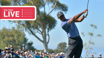 PGA Tour LIVE: Tiger Woods auf Birdiejagd im Finale